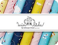 小泉ライフテックス株式会社 テキスタイル min lada(ミンローダ)