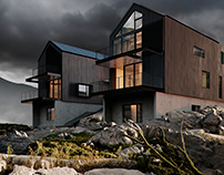 INTIMATE RESIDENTIAL COMPLEX IN COLORADO, USA