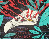 TELEBIT - Somos Coyotes Tour Poster