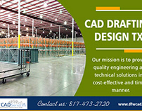 CAD Drafting Design TX | 8174732720 | dfwcad.com