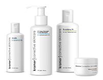 Kramer | Corrective Skincare - Package Design