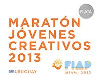 Maratón Jóvenes Creativos - FIAP 2013 MIAMI