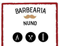 Barbearia Nuno