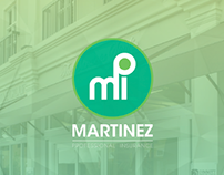 Martinez Professional Insurance Rebranding