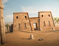 Forgotten civilization ( Ancient Egypt )