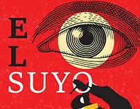 """""""El Suyo"""" - Book Cover Illustration"""