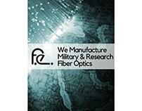 Fiber Optics F.E. FB ad