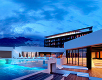 Spa hotel in Bukovel