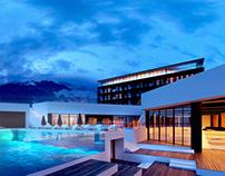 Spa hotel in Bukovel