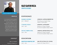 Reza's Resume