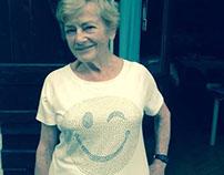 smile from my Mother Alicja Czechowska :)