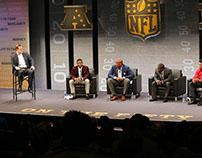 NFL Rookie Symposium Event Branding