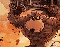 The Big Rat - o Rato do Prédio