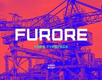 Free Furore Sans Serif Font
