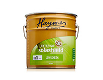 Haymes Paint Retouching