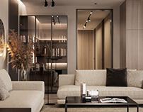 Apartment in Berlin by Dezest design