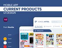 Aktüel Ürünler Mobil App