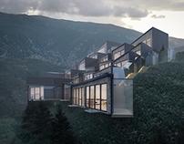Luxury resort in Arachova