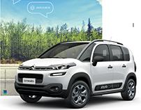 Citroën Notre Dame - Aventure-se