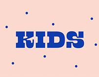 Kids in Logos
