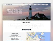 Portland Headlight Site Redesign