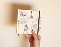 Cuadernos de Luz para Enchanting Travels