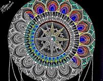 Mandala love ⭐️❤️