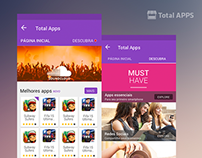 Total Apps -Material Design