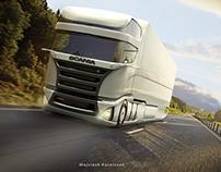 Scania Aerodynamic