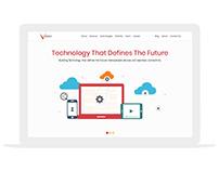 Website Design(Vadion)