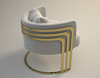 OCCASIONAL CHAIR_armchair