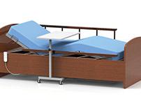 Hasta Yataklarında Modeller