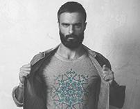 Mandala-shirt