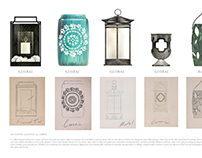 Outdoor Lanterns for Lowe's Outdoor Living