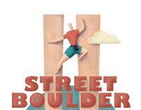 Street Boulder Bergamo 2016