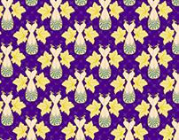 Art Nouveau Textile Design
