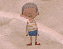 Character Animation-Apples & Bananas