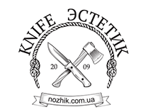 Knife store logo