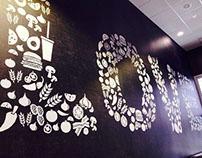 San Francisco's Create Your Taste McDonald's Wall Mural
