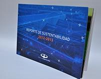 Reporte de Sustentabilidad 2012-2013