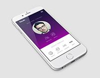 Poke Hack Day 2015 — Tandm App UI