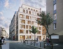 Housing, Paris