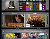 Diseño Web - Groove Music