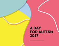 A Day for Autism Event Identity
