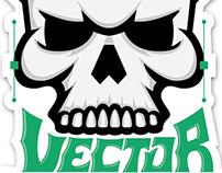 Vector Rebels - Sticker