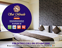 Hotel Near Shirdi Temple