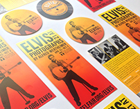 Elvis at 21 Exhibition Campaign