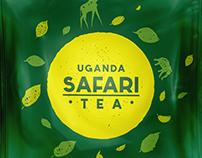 Safari Tea Rebrand Concept