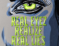 real eyez realize real lies
