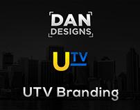 UTV Branding Project